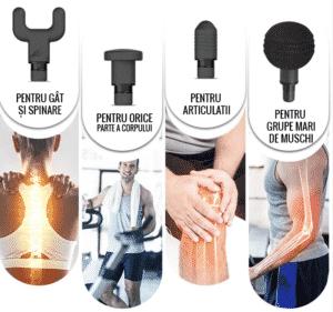 Aparat de masaj profesional anticelulitic