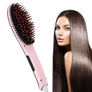 Perie de indreptat parul, ceramica Glam Style Fast Hair Straightener ZR-1008