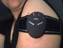electrostimulator muscular